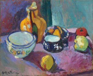 Matisse_-_Dishes_and_Fruit_(1901)